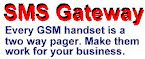 SMS Gateway Service (SMS) messaging tool